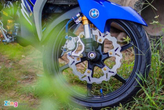 Exciter doi cu tang tinh nang van hanh cua biker Quang Ngai hinh anh 10