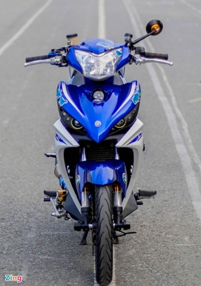 Exciter doi cu tang tinh nang van hanh cua biker Quang Ngai hinh anh 2