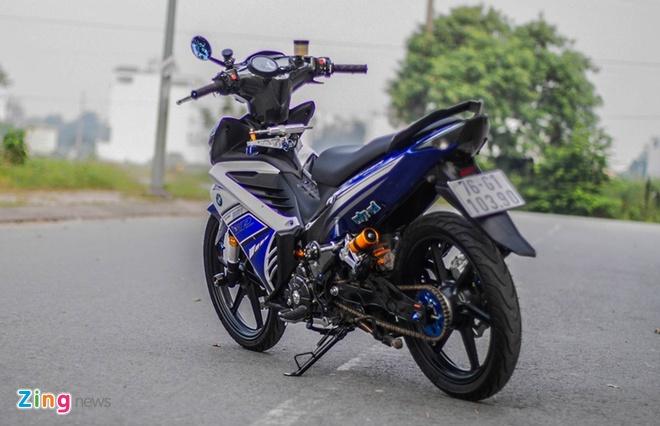 Exciter doi cu tang tinh nang van hanh cua biker Quang Ngai hinh anh 3