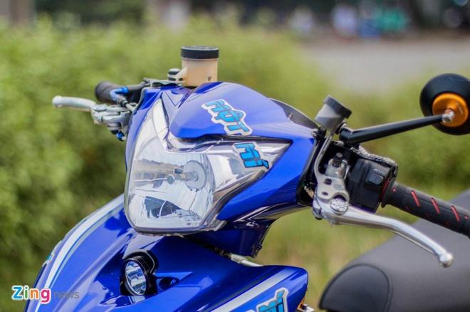 Exciter doi cu tang tinh nang van hanh cua biker Quang Ngai hinh anh 8