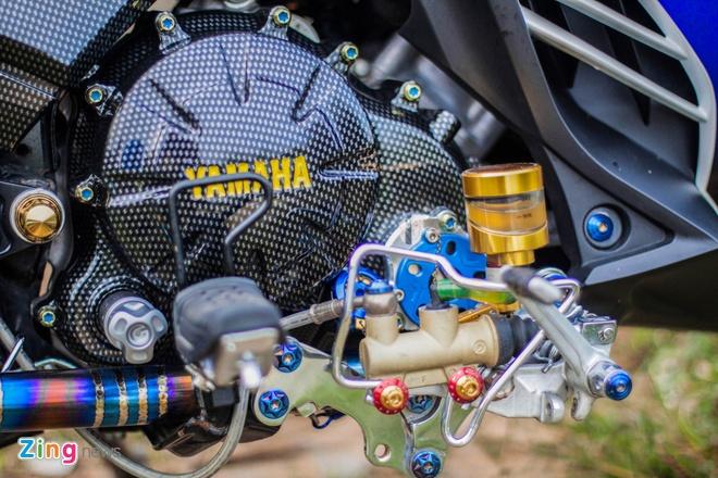 Exciter doi cu tang tinh nang van hanh cua biker Quang Ngai hinh anh 5