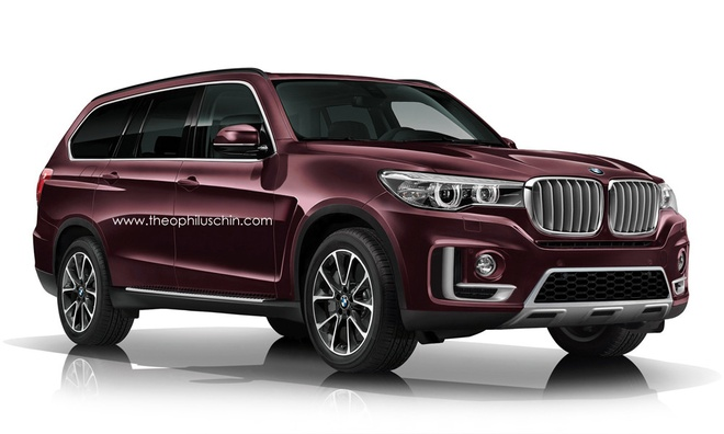 BMW X7 anh 1