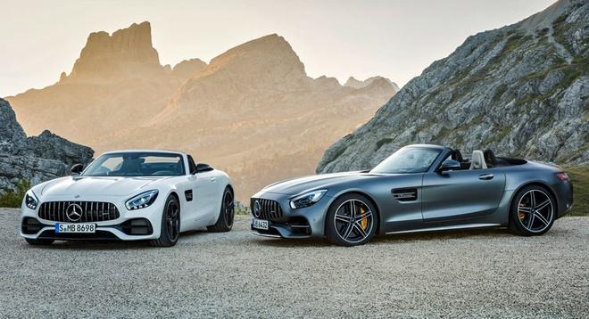 Ba sieu xe Mercedes-Benz moi cong bo gia hinh anh 1