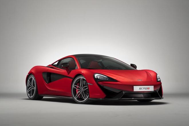 McLaren ra mat 570S phien ban dac biet hinh anh