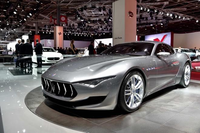 Maserati san xuat sieu xe dien canh tranh Tesla hinh anh 4