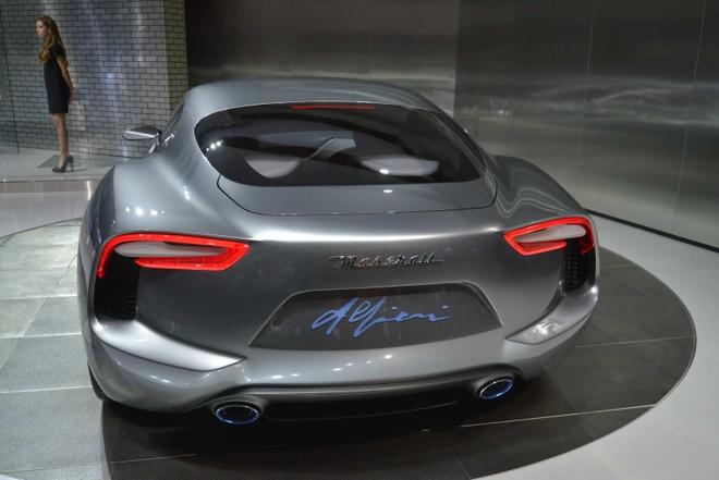 Maserati san xuat sieu xe dien canh tranh Tesla hinh anh 5