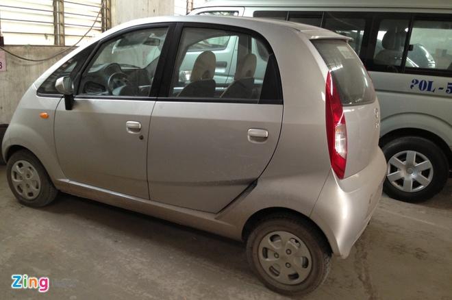 Vi sao xe hoi Tata Nano gia 2.000 USD that bai? hinh anh 1