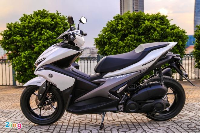 Yamaha NVX khan hang, loan gia hinh anh 1
