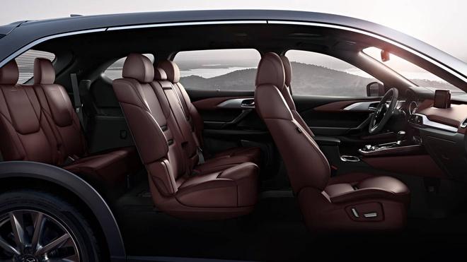 Mazda CX-9 2017: Xe 7 cho gia mem hinh anh 2