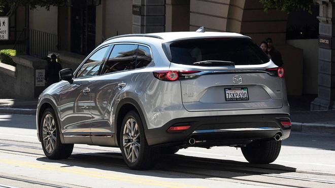 Mazda CX-9 2017: Xe 7 cho gia mem hinh anh 3