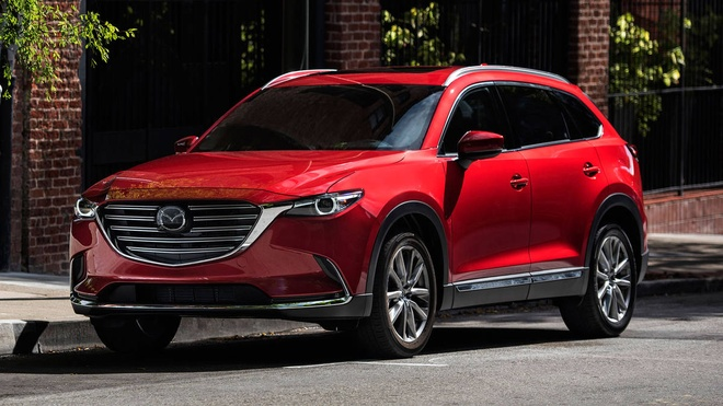 Mazda CX-9 2017: Xe 7 cho gia mem hinh anh 1