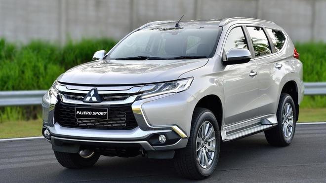 gia Mitsubishi Pajero Sport tai Viet Nam anh 1