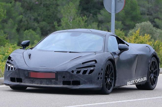 McLaren thu nghiem sieu xe P14 thay the 650S hinh anh