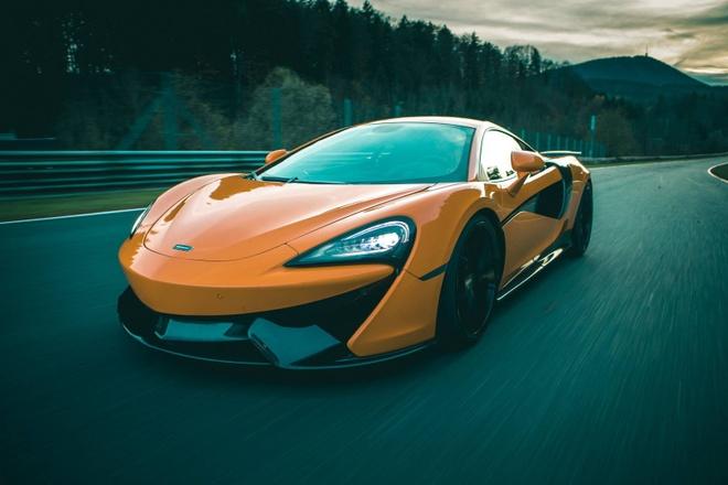 Novitec do McLaren 570S len 646 ma luc hinh anh 1