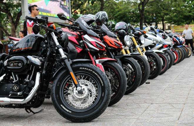 200 moto phan khoi lon tu hop o Can Tho hinh anh