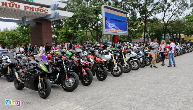200 moto phan khoi lon tu hop o Can Tho hinh anh 1