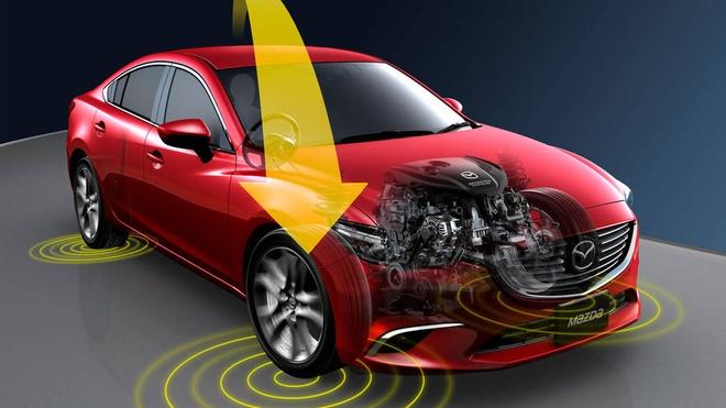 Mazda 6 tai VN sap duoc bo sung nhung cong nghe gi? hinh anh