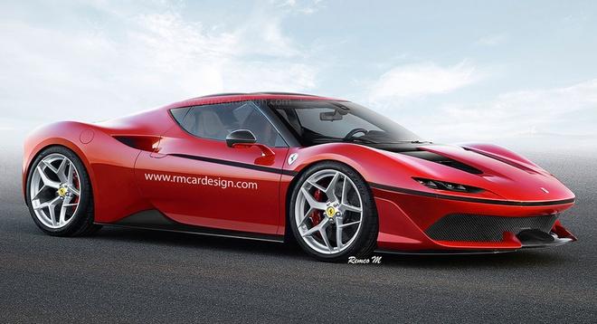 Ferrari gioi thieu xe hiem cho nguoi giau Nhat Ban hinh anh 1