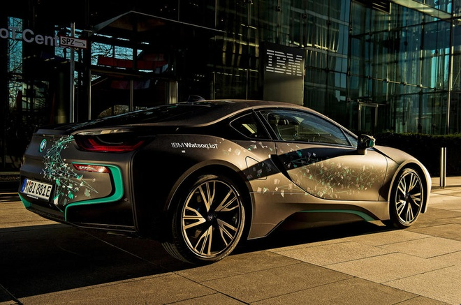 BMW i8 thong minh anh 1