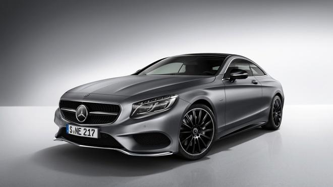 Mercedes ra mat S-Class Coupe ban dac biet hinh anh 1