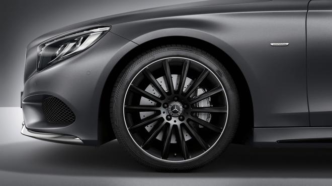 Mercedes ra mat S-Class Coupe ban dac biet hinh anh 2
