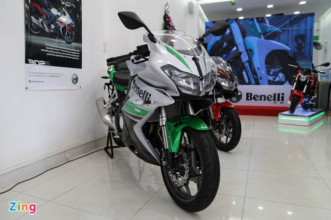 Benelli 302R anh 2