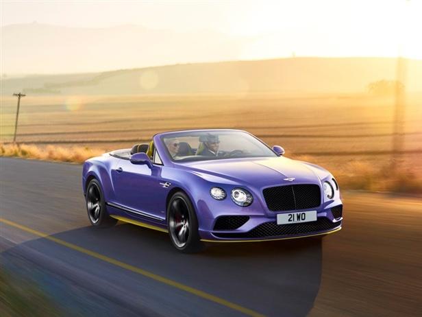 Bentley ra mat Continental ban dac biet hinh anh