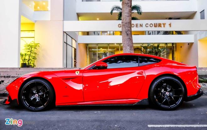 Ferrari F12 cua Cuong Do La anh 2