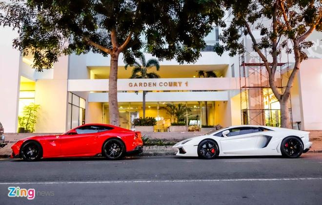 Ferrari F12 cua Cuong Do La anh 5