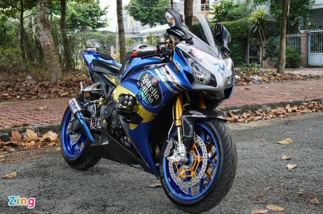 Honda CBR do cua biker Vinh Long anh 11