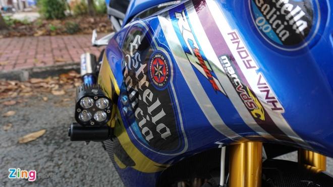 Honda CBR do cua biker Vinh Long anh 9