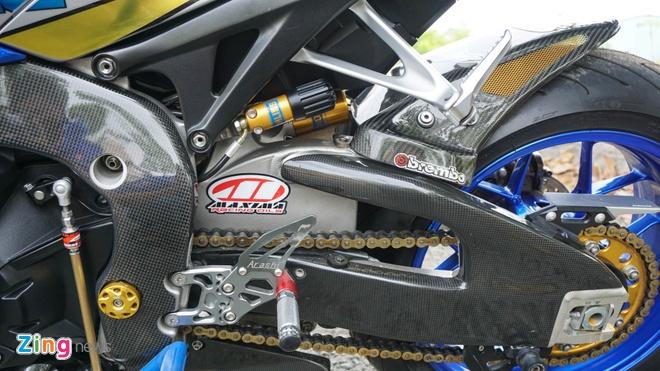 Honda CBR do cua biker Vinh Long anh 7