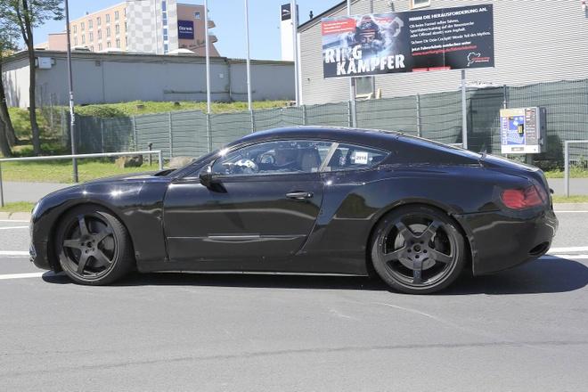 Bentley Continental GT moi anh 2