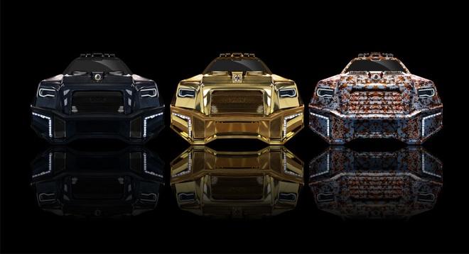 Mercedes GLS63 AMG do chong dan cho khach hang ty phu hinh anh 1