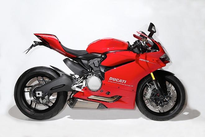 Ducati san xuat 25 chiec 959 Panigale dac biet hinh anh