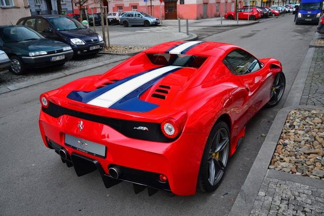 10 ly do Ferrari 458 Speciale Aperta la sieu xe dang mo uoc hinh anh
