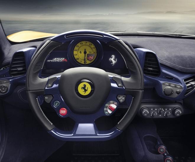 10 ly do Ferrari 458 Speciale Aperta la sieu xe dang mo uoc hinh anh 10