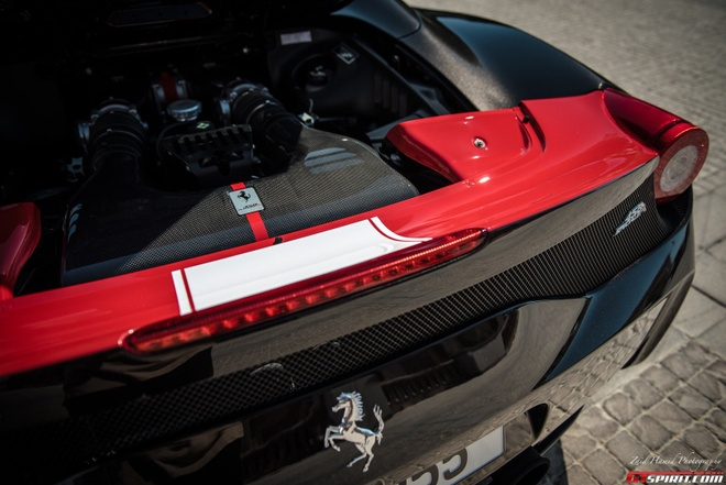 10 ly do Ferrari 458 Speciale Aperta la sieu xe dang mo uoc hinh anh 2