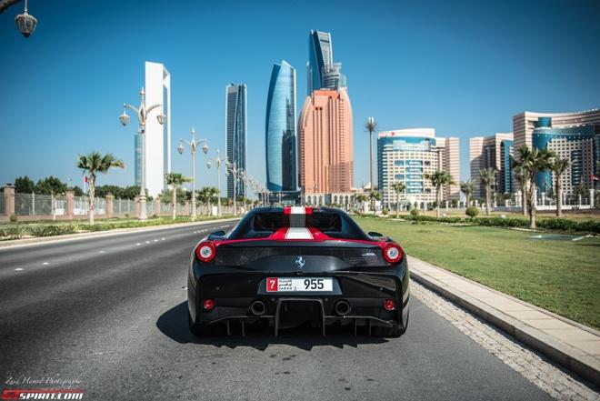 10 ly do Ferrari 458 Speciale Aperta la sieu xe dang mo uoc hinh anh 7