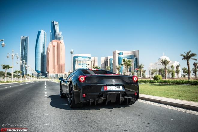 10 ly do Ferrari 458 Speciale Aperta la sieu xe dang mo uoc hinh anh 3
