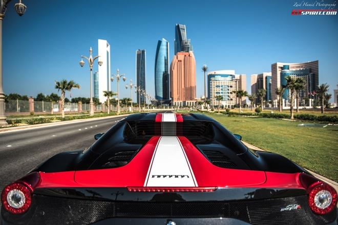 10 ly do Ferrari 458 Speciale Aperta la sieu xe dang mo uoc hinh anh 6