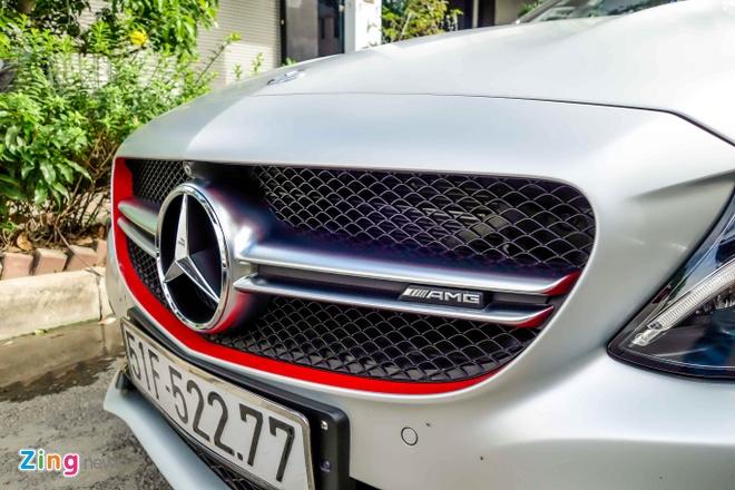Mercedes C63S cua Cuong Do La anh 5