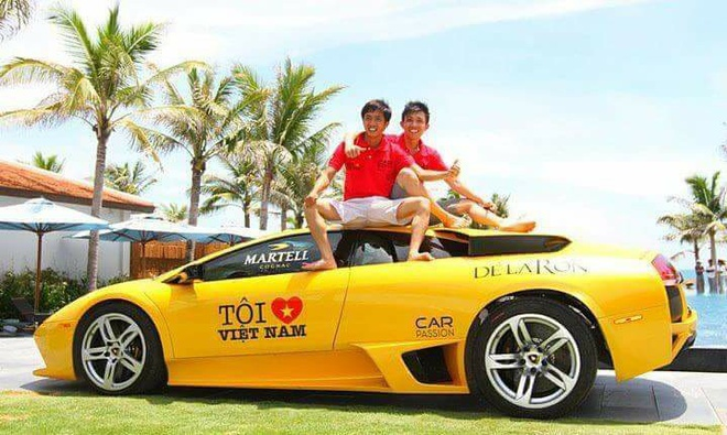 Minh Nhua va Cuong Do La sap to chuc Car Passion 2017 hinh anh 1