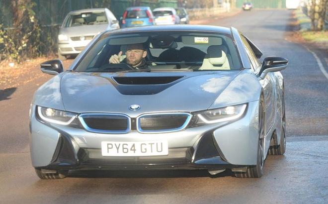 Wayne Rooney tau sieu xe Bentley GT gia 250.000 bang Anh hinh anh 2