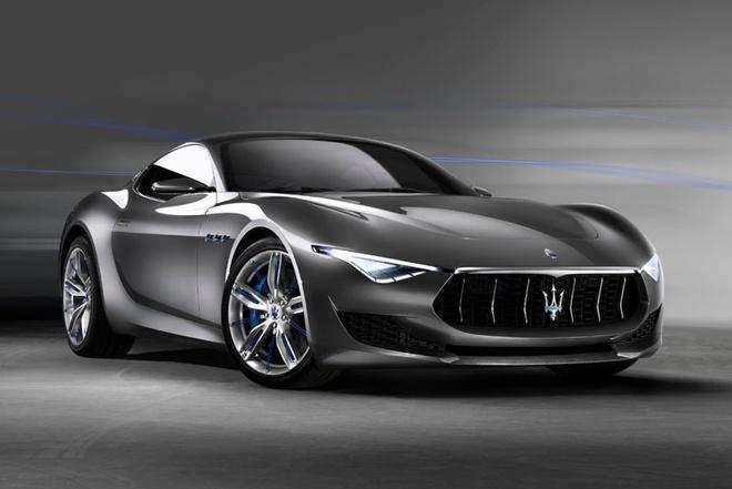 10 sieu xe Maserati dat nhat trong lich su hinh anh 2