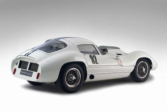 10 sieu xe Maserati dat nhat trong lich su hinh anh 4