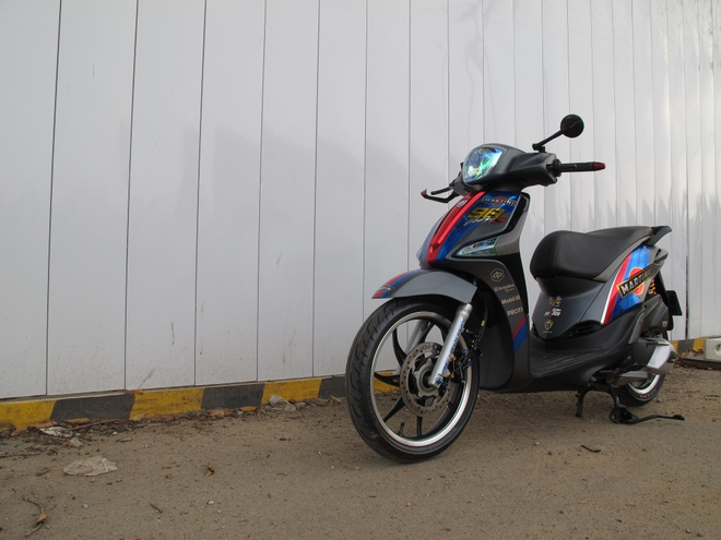 Piaggio Liberty ABS anh 1