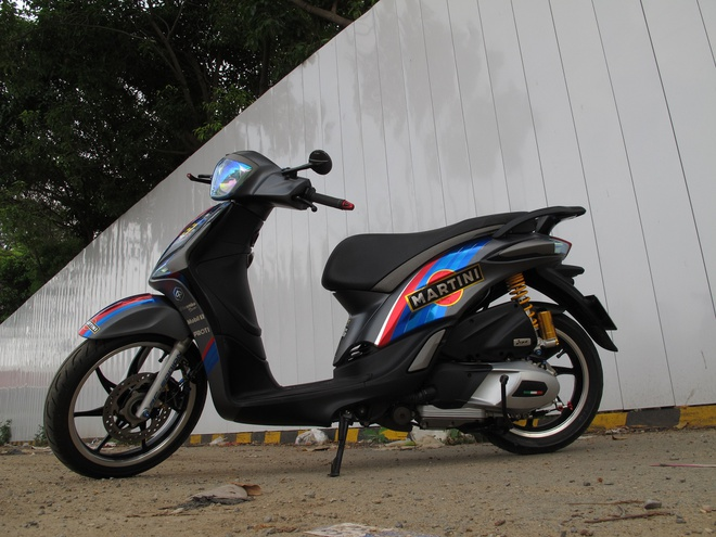 Piaggio Liberty ABS anh 2
