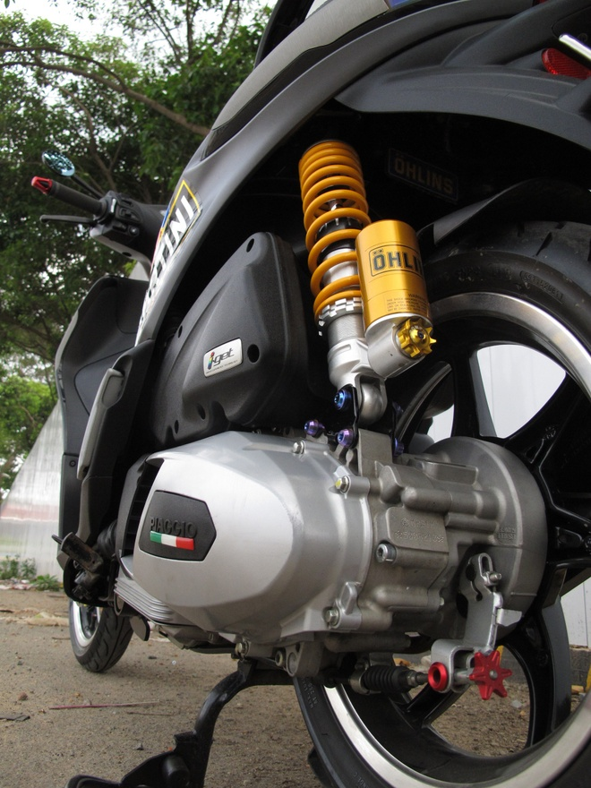 Piaggio Liberty ABS anh 7