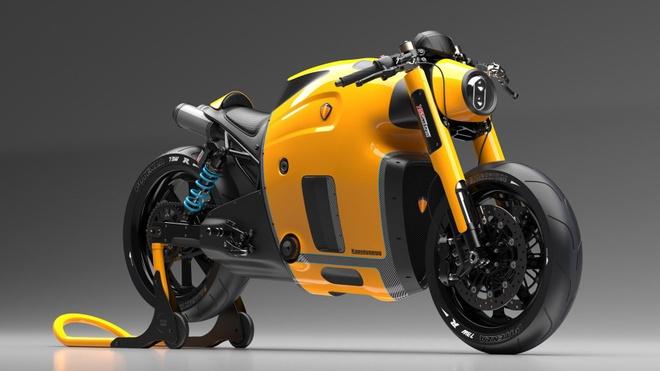 Koenigsegg san xuat moto anh 1